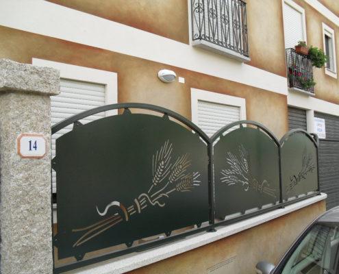Cancelli In Ferro Scorrevoli E A Battente In Sardegna